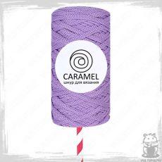 Шнур полиэфирный Caramel 5 мм, цвет Крокус