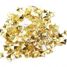 Хольнитен 11 мм x 11 мм (золото)