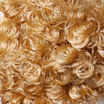 Волосы-кудри d-2см (русый)