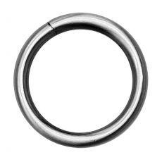 Кольцо литое 25 мм. (никель)
