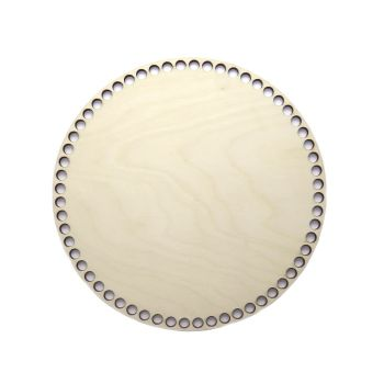 Дно для сумки диаметр 21см круг