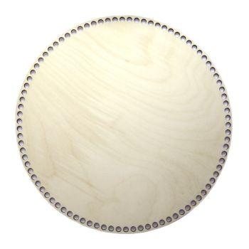 Дно для сумки диаметр 31см круг