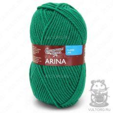 Арина ПШ, Семеновская пряжа, цвет № 70920 (Зелёная бирюза)