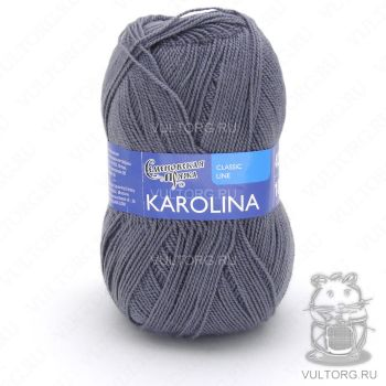 Каролина, Семеновская пряжа, цвет № 56