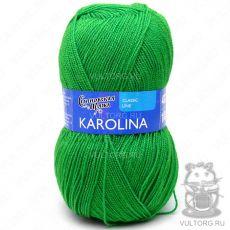 Каролина, Семеновская пряжа, цвет № 47 (Ярко-зеленый)