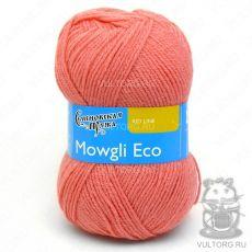 Маугли Эко, Семеновская пряжа, цвет № 924 (Багряный)