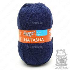 Наташа ПШ, Семеновская пряжа, цвет № 59 (Темно синий)