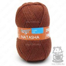 Наташа ПШ, Семеновская пряжа, цвет № 70015 (Терракот)