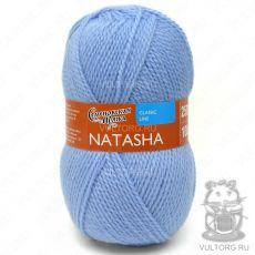 Наташа ПШ, Семеновская пряжа, цвет № 3 (Голубой)