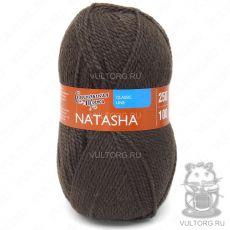 Наташа ПШ, Семеновская пряжа, цвет № 70666 (Кофе v2)