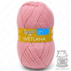 Светлана ПШ, Семеновская пряжа, цвет № 20 (Розовый)