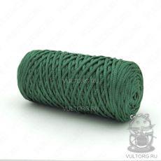 Шнур полиэфирный 5 мм, цвет № 404 (Травяной зеленый)