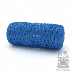 Шнур полиэфирный 5 мм, цвет № 503 (Синий)