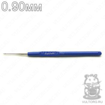 Крючок с пластмассовой ручкой 0.9 мм
