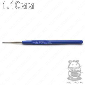 Крючок с пластмассовой ручкой 1.1 мм