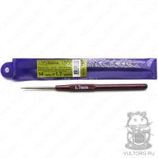 Крючок с пластмассовой ручкой 1.7 мм (Гамма)