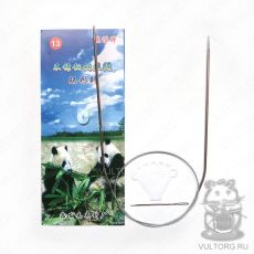 Круговые спицы 40 см 2.25 мм (Панда-13)