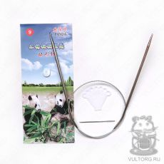 Круговые спицы 40 см 3.5 мм (Панда-9)