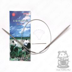 Круговые спицы 40 см 4.5 мм (Панда-7)