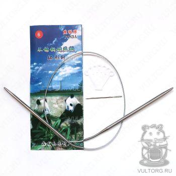 Круговые спицы 80 см 5.0 мм (Панда-6)