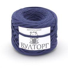 Трикотажная пряжа, цвет Дымчато-синий