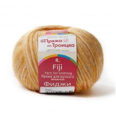Пряжа из Троицка Фиджи, цвет № 34 (Золото)