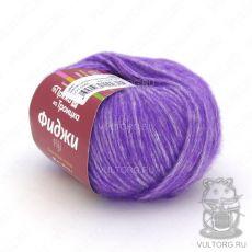 Пряжа из Троицка Фиджи, цвет № 8353 (Фиолетовый меланж)