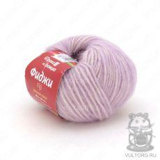 Пряжа Фиджи из Троицка, цвет № 8356 (Астра меланж)