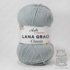 Пряжа из Троицка Лана Грейс Классик, цвет № 0449 (Полынь)