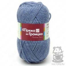 Пряжа Меланж из Троицка, цвет № 3708