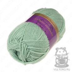Пряжа из Троицка Подмосковная Голд, цвет № 1120 (Мелиса)