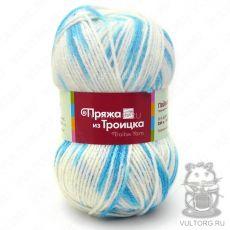 Пряжа Подмосковная из Троицка, цвет № 4015 (Секционная)