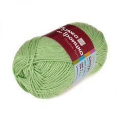 Пряжа из Троицка Сакура, цвет № 3298 (Яркий салат)