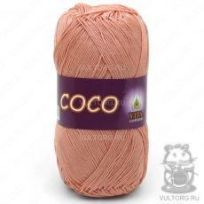 Пряжа COCO Vita Cotton - цвет № 3883 (Персиковый)