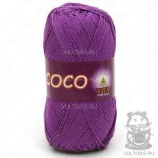 Пряжа COCO Vita Cotton - цвет № 3888 (Лиловый)