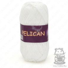 Пряжа Pelican Vita Cotton - цвет № 3951 (Белый)