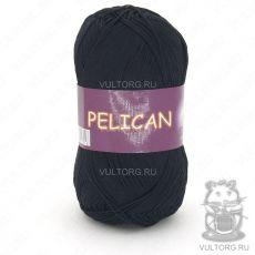 Пряжа Pelican Vita Cotton - цвет № 3952 (Чёрный)