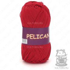 Пряжа Pelican Vita Cotton - цвет № 3966 (Красный)