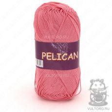 Пряжа Vita Cotton Pelican, цвет № 3972 (Розовый коралл)