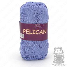 Пряжа Vita Cotton Pelican, цвет № 3975 (Лазурь)