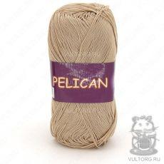 Пряжа Vita Cotton Pelican, цвет № 3976 (Светло-бежевый)