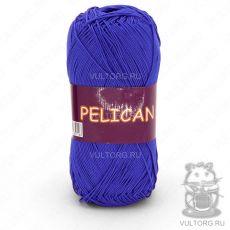 Пряжа Pelican Vita Cotton - цвет № 3983 (Ярко-синий)