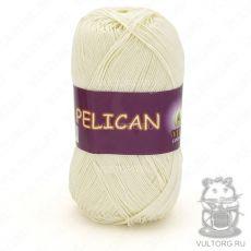 Пряжа Pelican Vita Cotton - цвет № 3993 (Молочный)