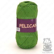 Пряжа Pelican Vita Cotton - цвет № 3995 (Молодая зелень)