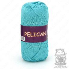 Пряжа Pelican Vita Cotton - цвет № 3999 (Светло-голубая бирюза)