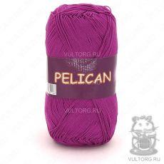 Пряжа Pelican Vita Cotton - цвет № 4002 (Цикламен)