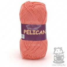 Пряжа Pelican Vita Cotton - цвет № 4003 (Персик)
