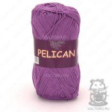 Пряжа Vita Cotton Pelican, цвет № 4006 (Светлый цикламен)
