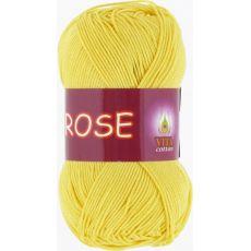 Пряжа Vita Cotton Rose, цвет № 3916 (Св. желтый)