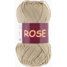 Пряжа Vita Cotton Rose, цвет № 3943 (Бежевый)